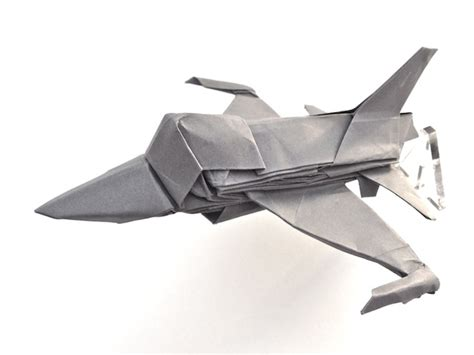 Origami F 16 - the origami forum view topic jason ku s origami page