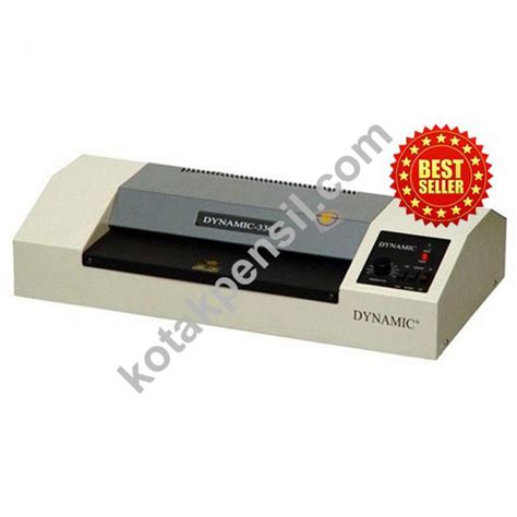 Mesin Laminate 3 In 1 jual mesin laminating dynamic 330 a murah kotakpensil