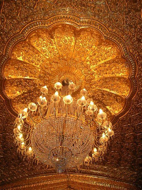 Golden Temple The Interior Prateek Agarwal Flickr Chandelier India