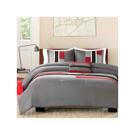 color block comforter buy intelligent design colton color block comforter set