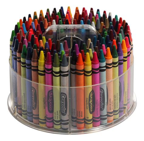 Crayon Apik 12 Colour crayola tower time 2 color