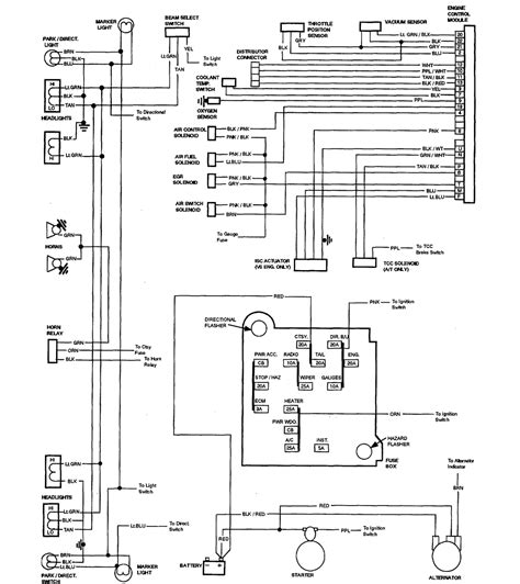 wiring diagram distributor 1986 chevrolet 305 get free