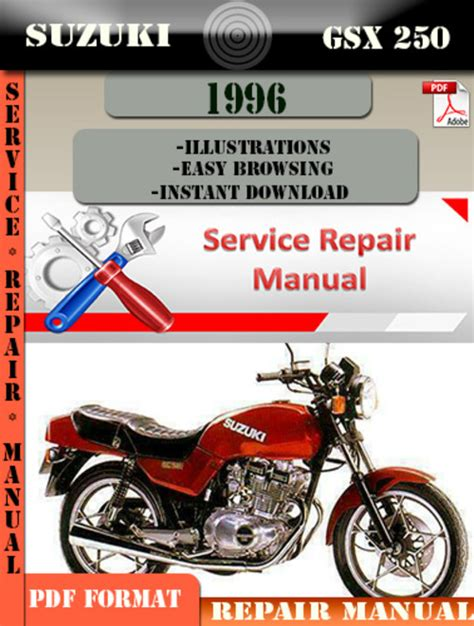 Free Suzuki Gsx 400 1983 Digital Factory Service Repair