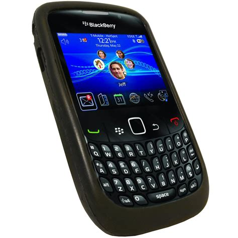 Dompet Wallet Bb Gemini black silicone skin for blackberry curve 8520 gemini cover holder ebay