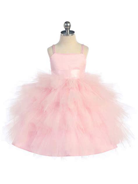 Ep Rahayu Tutu Dress pink tutu tulle dress w detachable sash