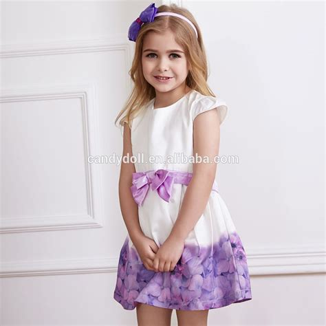 Dress Eight 2 Five luxury pop baby summer dress india clothing