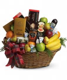 Holiday Basket Holiday Gift Baskets