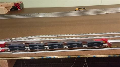 santa fe layout youtube n scale santa fe 4x12 layout youtube