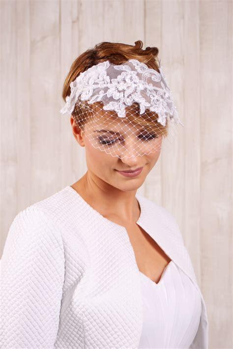 Braut Kopfschmuck by Fascinator Brauth 252 Te Zu Ihrem Brautkleid Kleiderfreuden