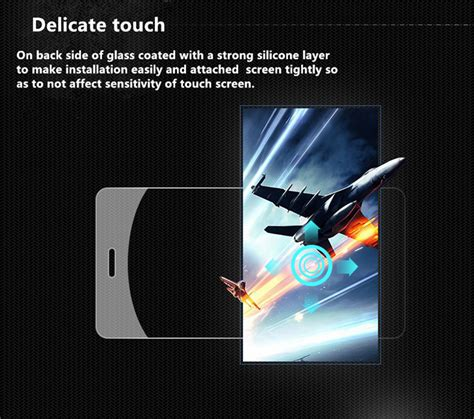 Tempered Glass Jfl Huawei Gr3 מוצר tempered glass screen explosion proof protector for
