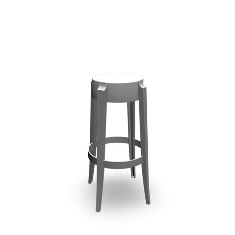 decosee ghost bar stools