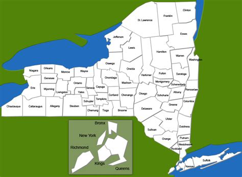 nys county map dna convictions and success stories map ny dcjs