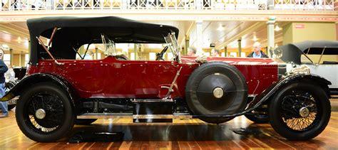 rolls royce 1920 file 1920 rolls royce silver ghost tourer 2013 racv