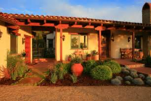 hacienda style homes eco friendly landscape design by cox for hacienda