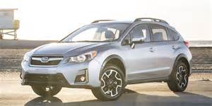 Subaru Crosstrec 2016 Subaru Xv Crosstrek Vehicles On Display