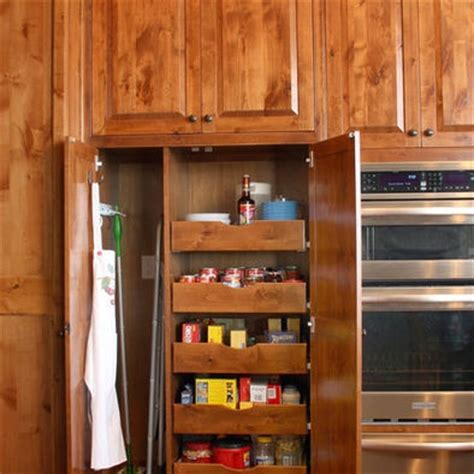 kitchen broom cabinet broom cabinet pantry for the home pinterest