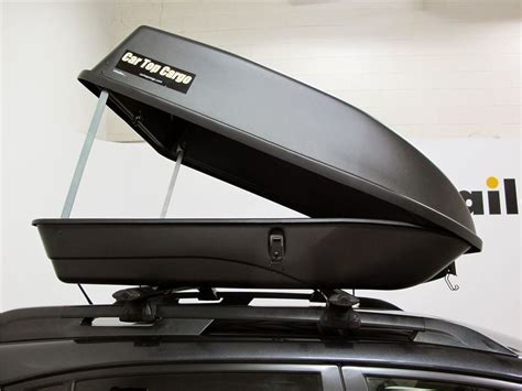 best roof cargo box car top cargo rooftop cargo box 18 cu ft black car top