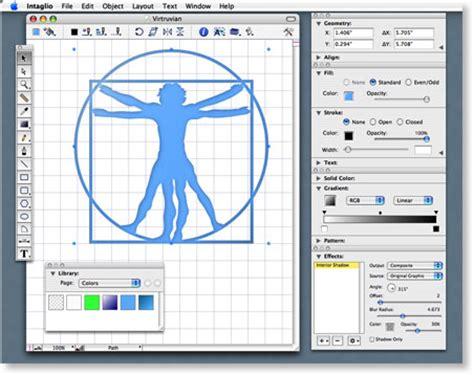 drawing programs for mac intaglio macintosh drawing illustration