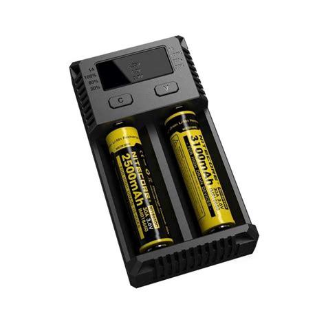 Charger Nitecore I2 By Techno Vape nitecore new i2 charger offers on vapedrive