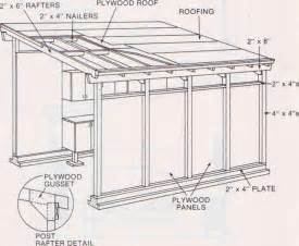 roof plans for shed 55 single slope roof plans gapfilla com diy design roofing single slope carport single slope