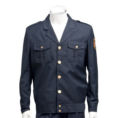 Jaket Cotton Door Polos Navy china dignified jacket design security for sc