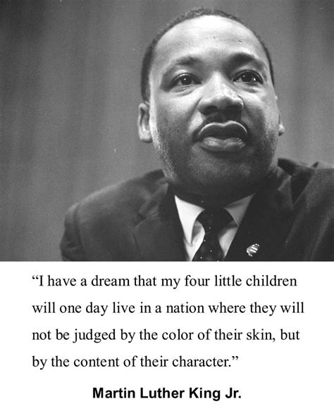 martin luther king jr the other side of the story occidental martin luther king jr quot i have a dream quot quote 8 x 10