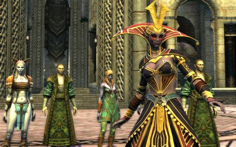 The Dregs Of Exodus new rift npc profile anthousa mona kelari high priestess