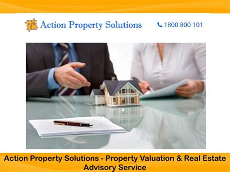 ppt property solutions property valuation