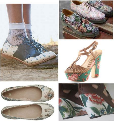 diy floral shoes d i y idea tutorial floral wedges popbetty