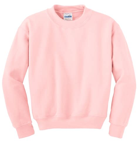 light pink chion sweatshirt light pink crewneck sweatshirt breeze clothing