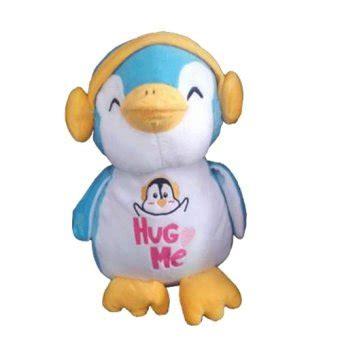 Kapas Silikon Dakron 1 putri boneka pinguin biru lazada indonesia