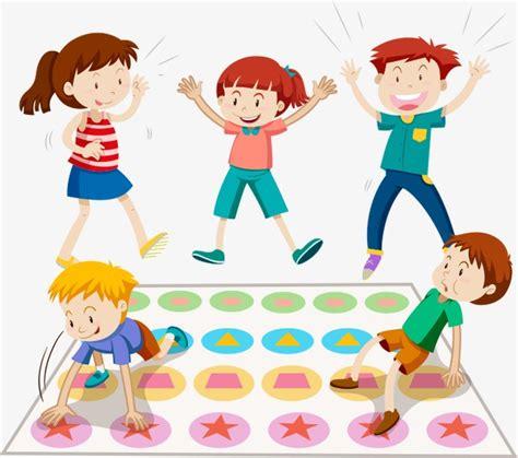 imagenes niños jugando en grupo personajes de dibujos animados los ni 241 os jugar juegos