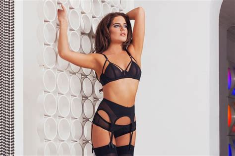 eva gaëlle green couple mic binky s lingerie shoot and other celebs who ve