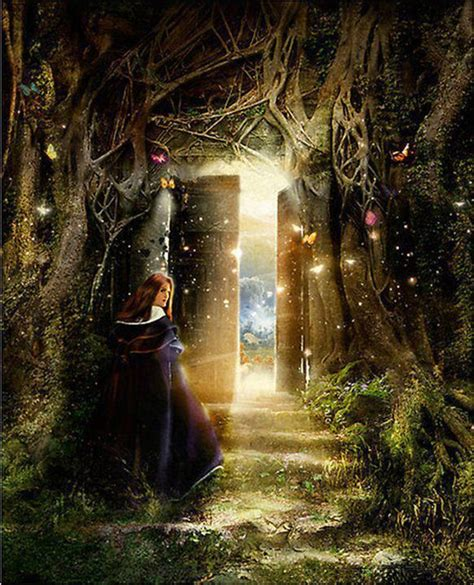 little girl secret portal 393 best portals of imagination images on pinterest