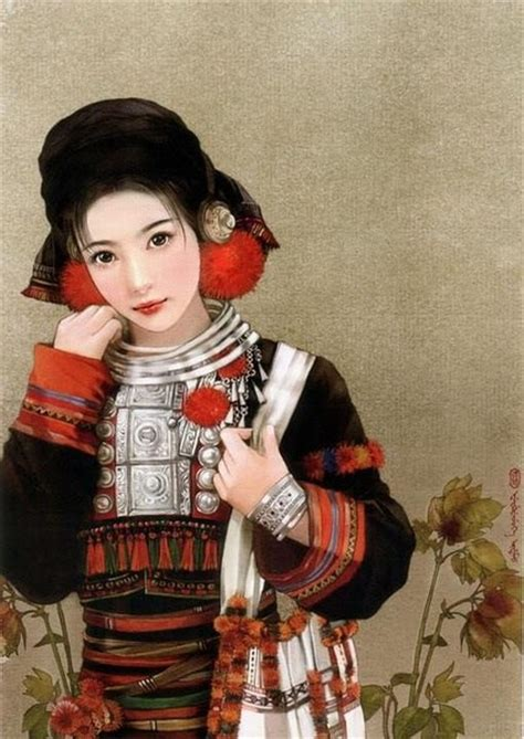 pics if women sgd 56 women dress and accessories of china 56 ethnic groups