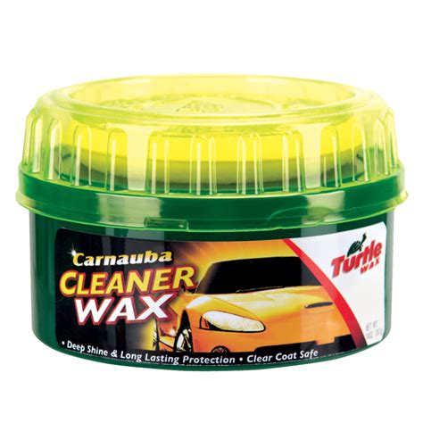 shop turtle wax 14 oz carnauba car wax at lowes