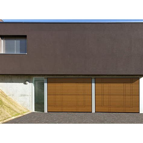 Silvelox Tau Overlap Silvelox Timber Overlap Trackless Trackless Garage Door