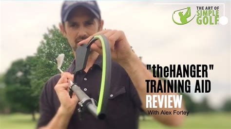Golf Swing Aid by Golf Swing Aid Review The Hanger For