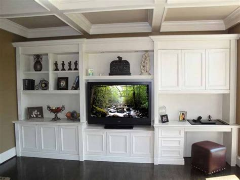 built in tv wall wall units stunning wall unit with built in desk built in