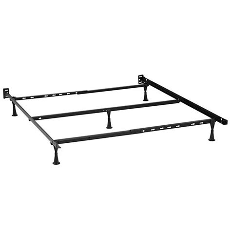 metal bed frame the land of nod