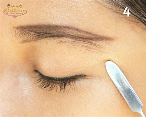 cara membuat alis dengan eyeliner illuxion tutorial cara tutorial membingkai alis tanpa dicukur dengan menggunakan lem