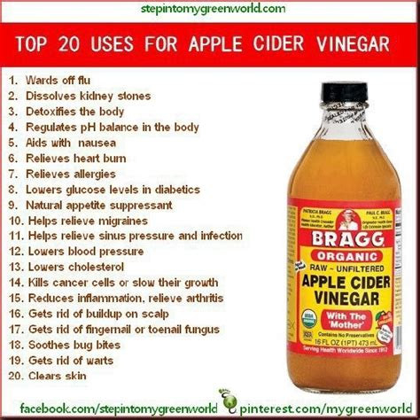Organic Honey And Apple Cider Vinegar Detox by Apple Cider Vinegar Detox Weight Loss