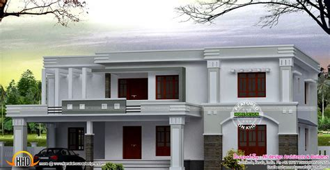 home designer pro flat roof total flat roof house kerala home design and floor plans