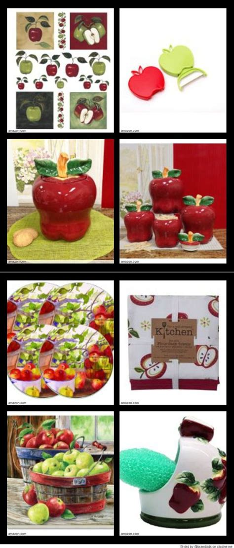 images  apple decorations  kitchens walls