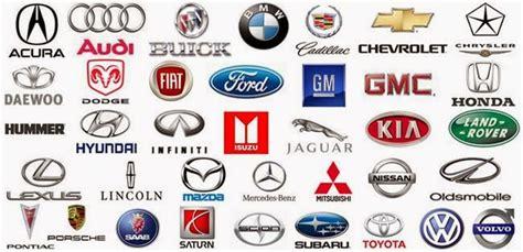 cars logos and names list car brand logos and names list