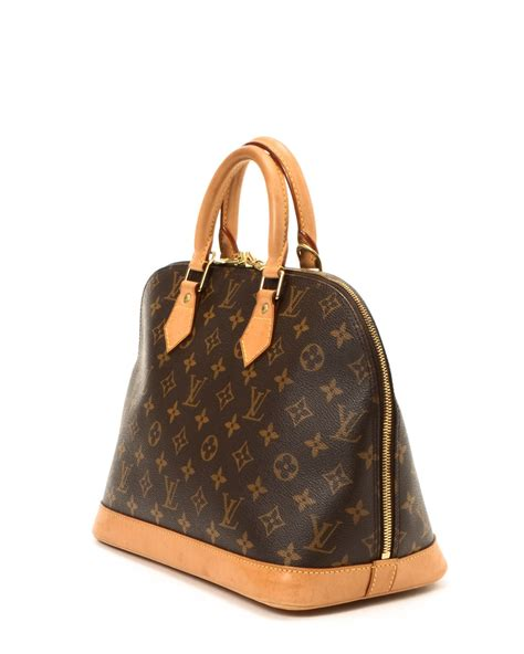 Handbags Classic Louis Vuitton by Lyst Louis Vuitton Handbag Vintage In Brown