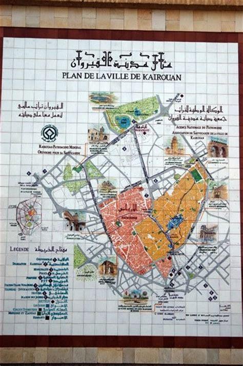 kairouan map kairouan kairouan maps