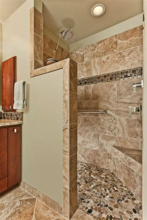 walk in shower 37 walk in showers that add a touch of class and boost