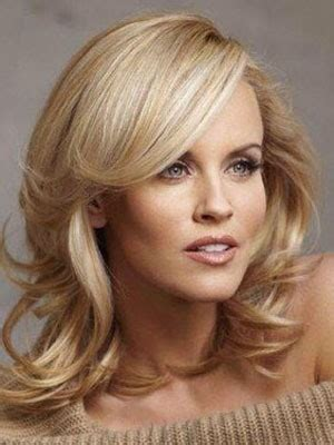 what hair products does jenny mccarthy use brilliant lace front wavy remy human hair wig wigs clearance