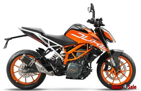 Ktm The Duke Ktm Launched The All New 2017 Duke 390 In India Bikes4sale